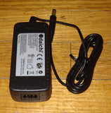 12 Volt 2 Amp Switchmode AC/DC Adaptor with Reversable Plug - Part # SMP2000-12R