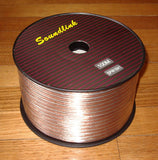 100 Metres (100m, 100mtr) Heavy Duty Speaker Cable Colour Coded - Part # SPW1641