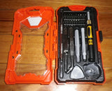 T-Sprotek Essential Consumer Electronics Tool Set - Part # STE-502