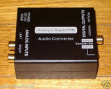 Stereo Analog to Digital Audio Convertor - Part # PRO1262