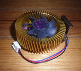 Titan Socket 370 / 478 CPU Cooling Fan for Pentium-III, Duron - Part # TTC-M6AB