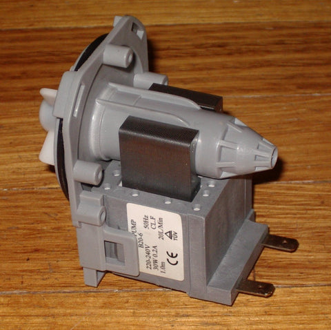 Universal Twist-On Magnetic Pump Motor Body - Part No. UNI274