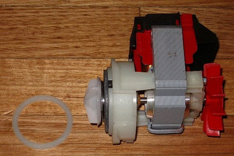 SMEG Dishwasher Aftermarket Electric Pump Motor - Part # UNI207