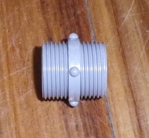 "Hose Joiner / Connector 3/4"" BSP to 3/4"" BSP - Part # W001"