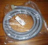Universal Washing Machine Dual Ended 2mtr Cold Water Inlet Hose - Part # W045A