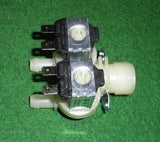 Pacific Gorenje, Hoover, LG, Samsung 10mm Straight Dual Inlet Valve - Part # WV024A