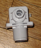 Hitachi Single Inlet Valve FDV65A2C 13mm Rightangled - Part # WV034