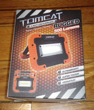 Tomcat 10Watt Rugged 500 Lumens LED Portable Floodlight - Part # XT068