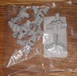 Vulcan Global Dishwasher Lower Basket Clips (Pkt 8) - Part # C859009X