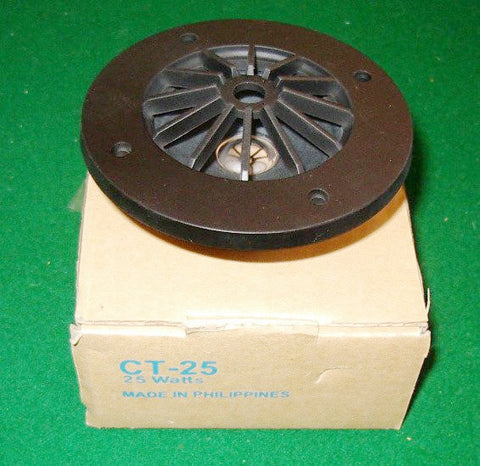 "Daichi 2 1/2 "" Cone Tweeter Speaker  - Part # CT25"