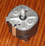 Simpson, Westinghouse Dryer 150 Minute Flat Shaft Timer - Part # D024