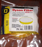 Dyson DC04 Vacuum Cleaner H-Level Post Motor Filter - Part # FIL183