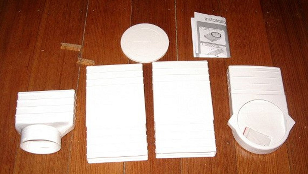 Universal Easyfit Dryer Air Vent Kit Suits Fisher Amp Paykel