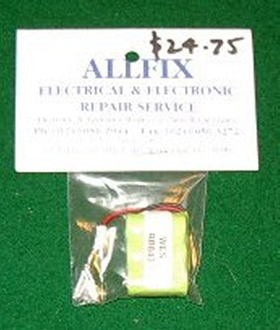 RB843 3 X 1/2AAA Nickel Metal Hydride Phone Battery