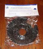 "Universal 6-1/4"" Stove Drip Pan Bowl - Part No. SE30"