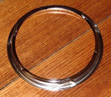 Chef 145mm Small Chrome Trim Ring - Part No. SE34