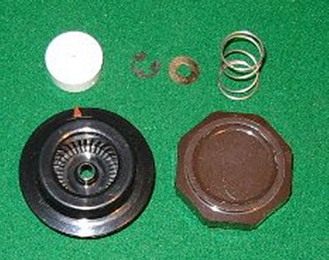 Simpson Delta, Delta 10 Timer Knob & Bezel Kit - Part # 0019200050