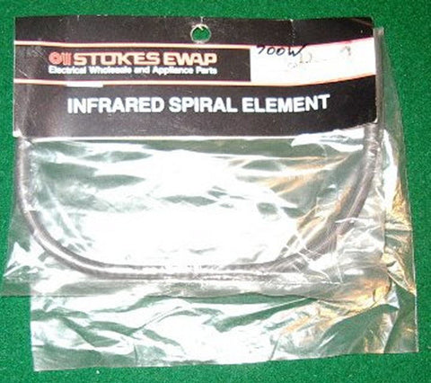 700 Watt Heater Spiral Element - Part No. SP3