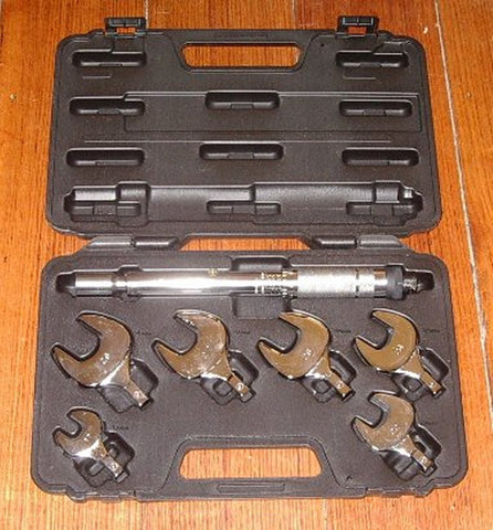 7piece Refrigeration Torque Wrench Spanner Set - Part # STW-07