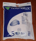 AEG Vampyr 800, 8000 Series Vacuum Cleaner Bags - Part # T92