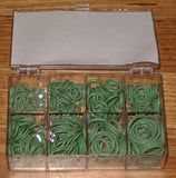 240 Piece Assorted O-Ring Kit - Part # TD004