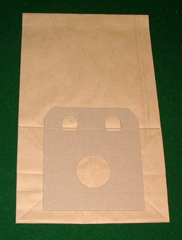 Single Electrolux Z141 - Z185 Vacuum Cleaner Bag - Part # V7209BG
