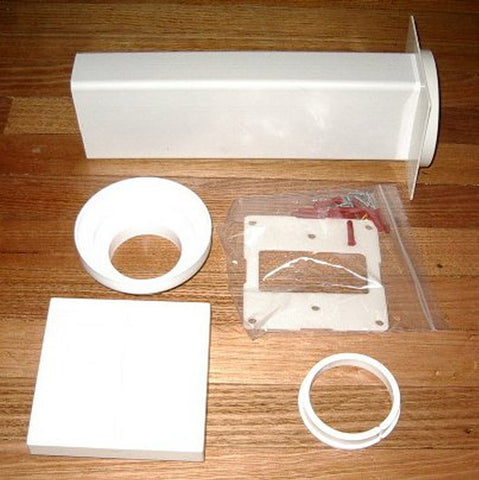 Complete Through Wall Vent Kit - Part # VT32
