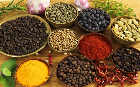 healing herbs and spices known as adaptogens lower stress levels reducing the symptoms depression and anxiety and ultimately fight disease in the body