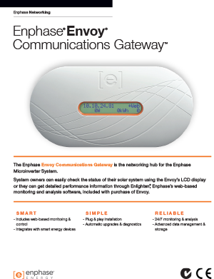 Envoy Communications Gateway