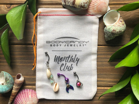 Belly Ring Monthly Club