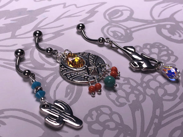 Handcrafted Belly Rings