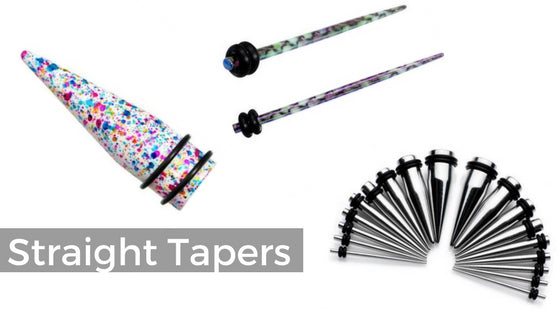 straight-tapers