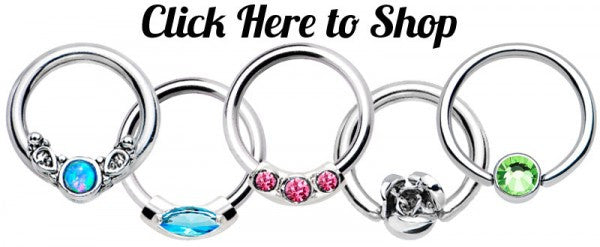 shop captive ring body jewelry