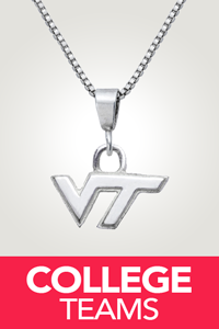 Necklaces and pendants bodycandy college necklaces mozeypictures Image collections