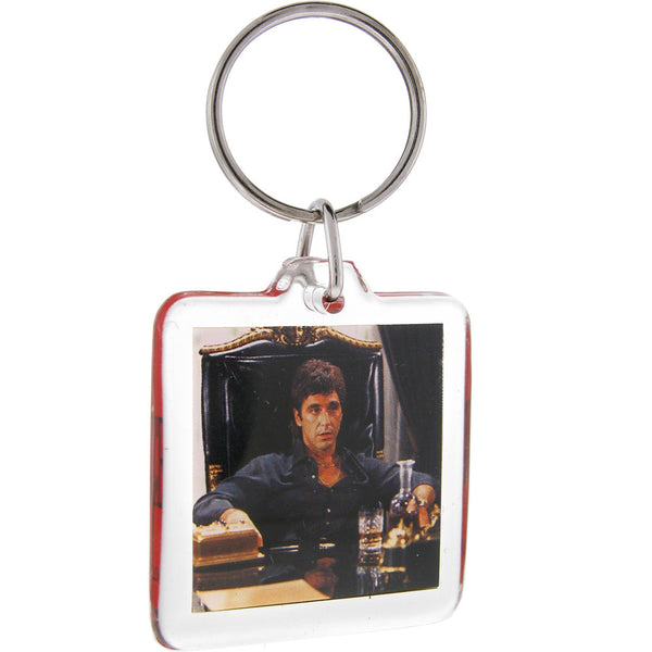 Officially Licensed SCARFACE Tony Desk Key Chain