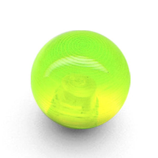 Lime Green UV Replacement Ball - 6mm
