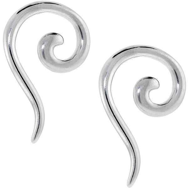 8 Gauge Surgical Steel Spiral Taper