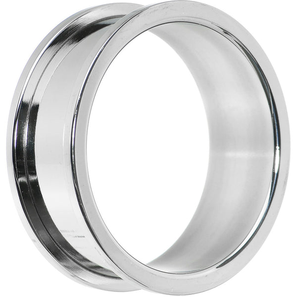 35mm Stainless Steel Threaded Tunnel
