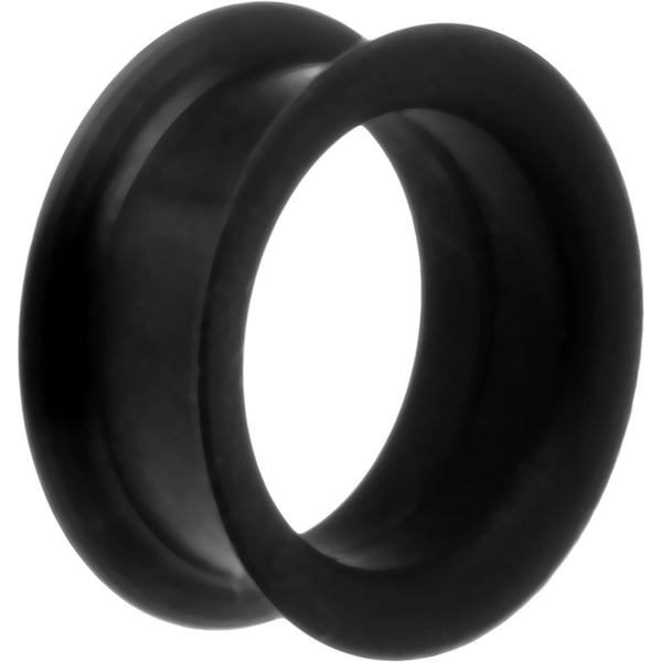 25mm Black Silicone Tunnel