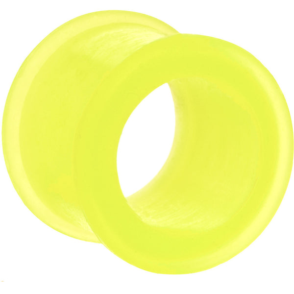 1/2 Yellow Double Flare Flexible Tunnel