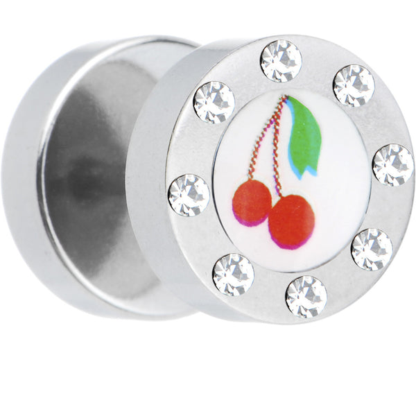 Gem Cherry Logo Cheater Plug
