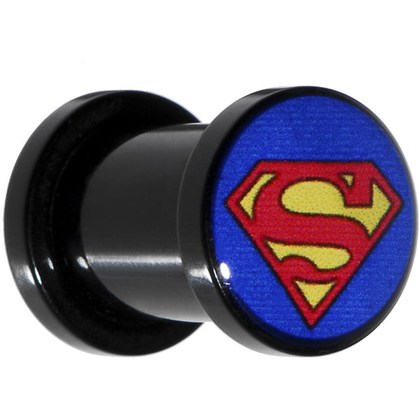 0 Gauge Licensed Superman Saddle Plug