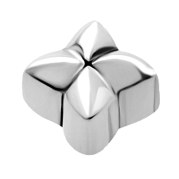 Surgical Steel Diamond Dermal Anchor Top