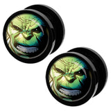 "7/16"" The Incredible Hulk Screw Fit Plugs Set"