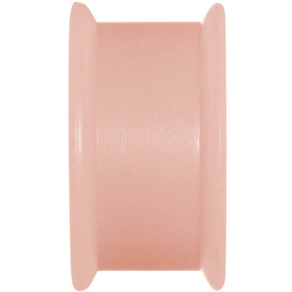 1/2 Flesh Tone Silicone Saddle Plug Set