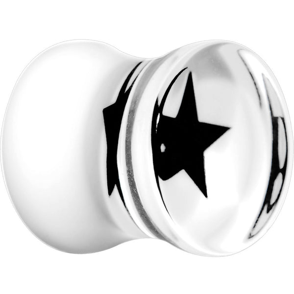 00 Gauge Morning Star Inlay Saddle Plug
