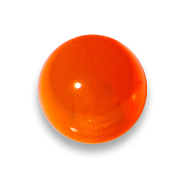 6mm Orange Acrylic Replacement Ball