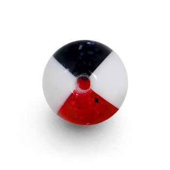 5mm Pink Red Black Acrylic Replacement Ball