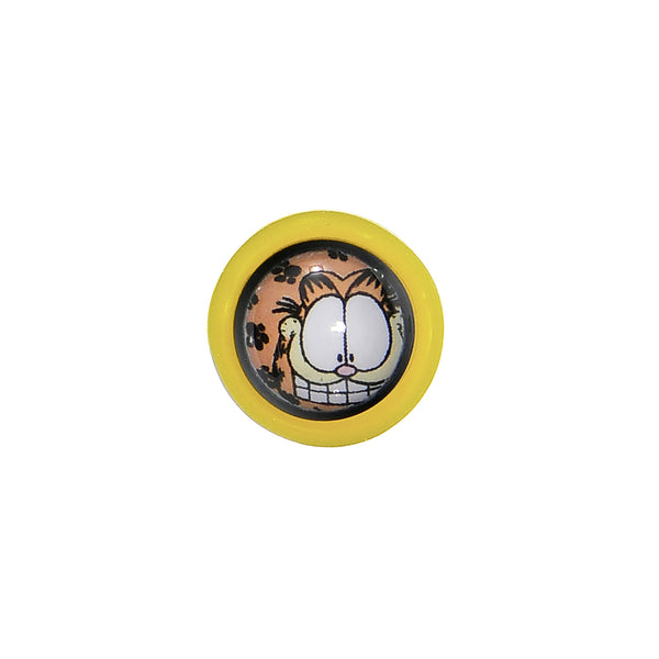 Officially Licensed Garfield Smiling Cat Cheater Plug
