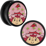 "3/4"" Strawberry Shortcake Acrylic Plug Set"